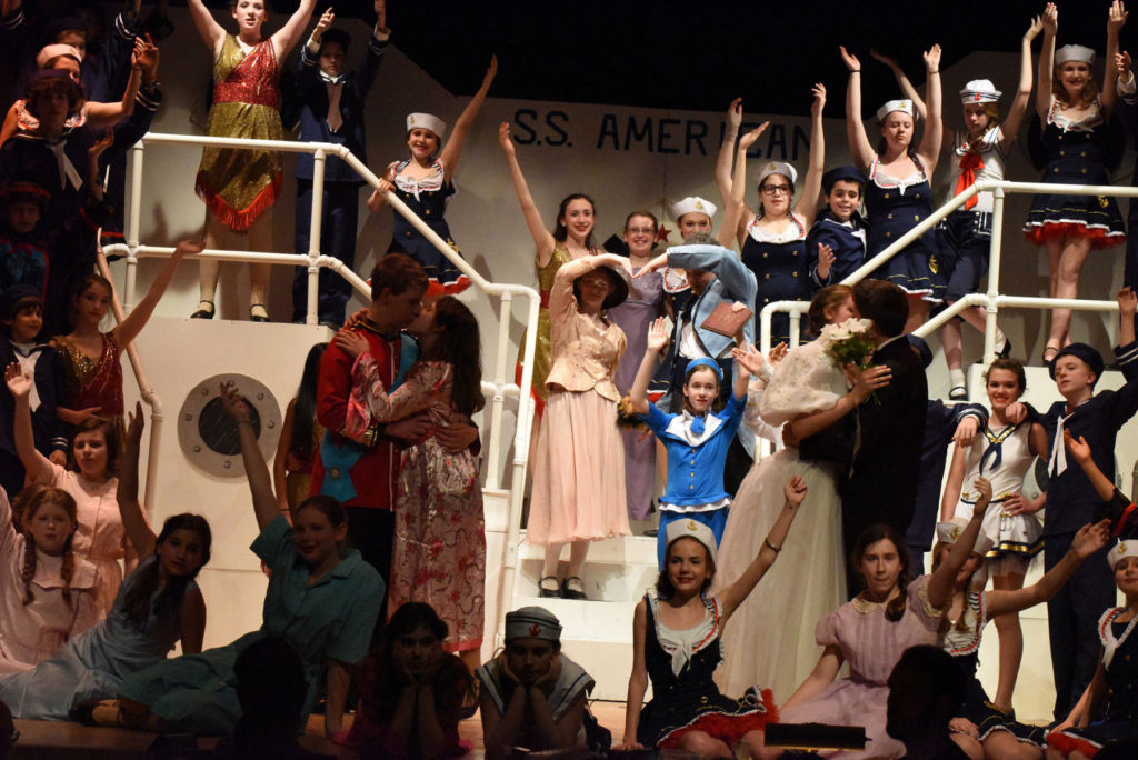 Anything Goes! - Spring 2015