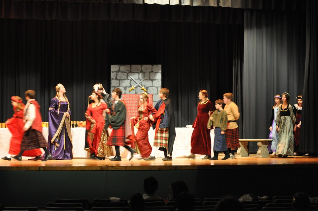 MacBeth - Fall 2012