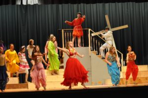 Jesus Christ Superstar – Spring 2014