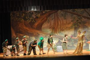 A Midsummer Night's Dream - Fall 2014