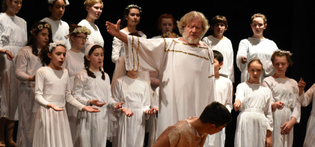 Children of Eden – HMS Spring Musical