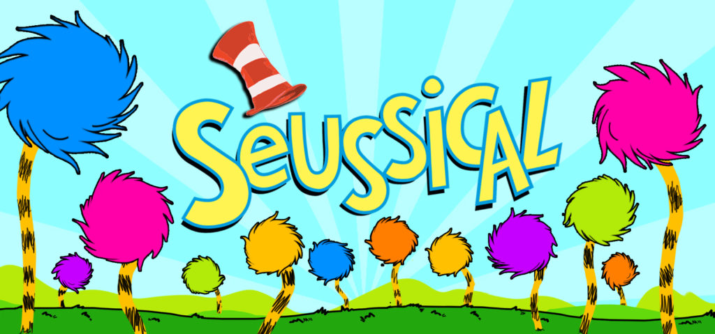 Seussical Banner